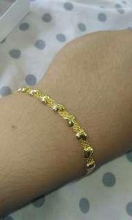 4.2 grams bracelet