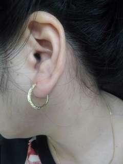 1.35 earrings