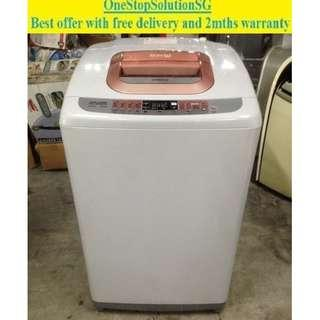 Hitachi 9.5kg washing machine / washer ($250 + free delivery and 2mths warranty)