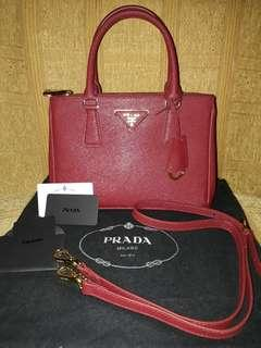 Authentic Quality Prada Saffiano Mini
