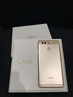 Huawei P9 Gold 32gb Dual Sim 🇲🇾