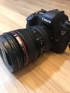 Canon EOS 6D Full Frame DSLR