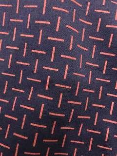 Smart Casual/ Semi Formal Illusion Printed Dress