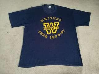 Vintage 1986 WHITNEY HOUSTON t-shirt