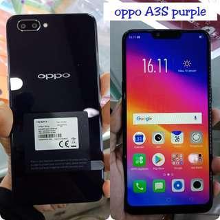 Oppo A3S Ram 2/16
