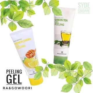 RA&GOWOORI REAL KILL PEELING GEL 160mL