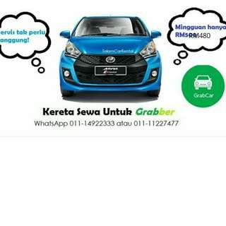 Perodua myvi SE Rental for Grab