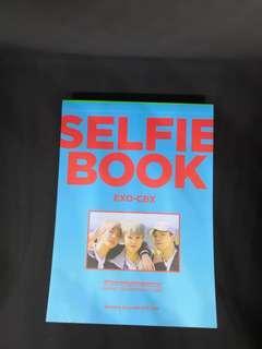 [PRICE REDUCED!!] Selfie Book EXO-CBX
