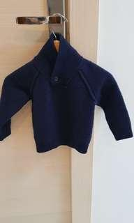 Jacadi sweater