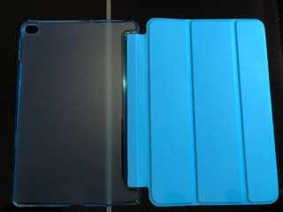 iPad 4 foldable casing - blue