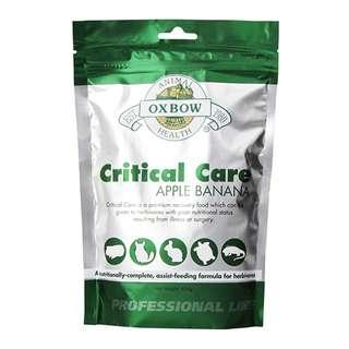 Oxbow Critical Care Apple/Banana Pet Supplement 1-Pound (454 g)
