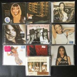 Single CD 10 Pcs