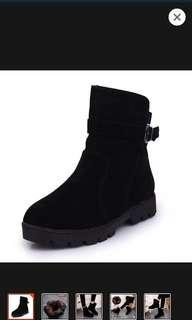 Ankle boots woman winter