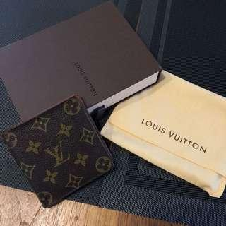 Louis Vuitton Wallet 100% Real 90% New