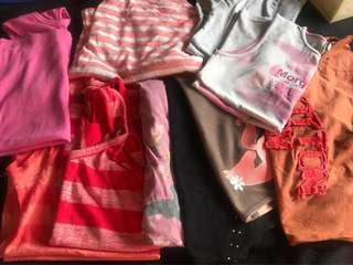 Assorted Tops Php50 each