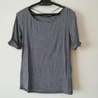 COTTON ON stripe tee/top/shirt