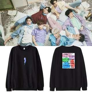 GOT7 PRESENT: YOU INSPIRED PULLOVER
