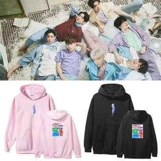 GOT7 PRESENT: YOU INSPIRED HOODIE