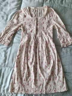 Kawaii floral dress