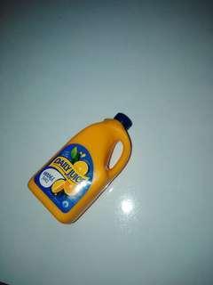Coles Mini orange juice