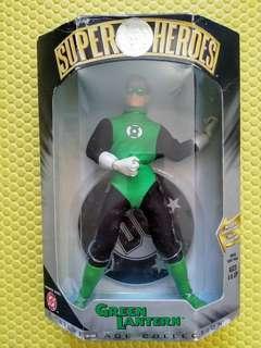 全新,DC universe 綠燈俠Green Lantern8吋著衫公仔