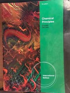 🚚 chemical principles 普通化學