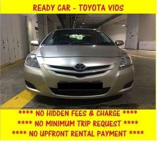 Toyota Vios 1.5 Manual E