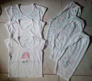 Baby Girl Sleepwear (Take all)