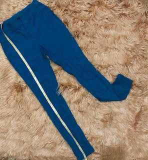 Forme super skinny bluegreen pants