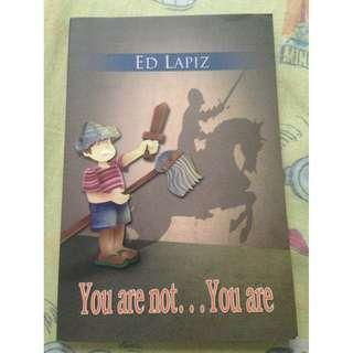PASTOR ED LAPIZ BOOKS