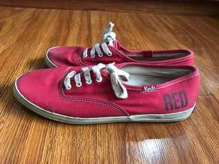 KEDS TAYLOR SWIFT LIMITED EDITION RED
