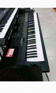 Keyboard EW410+adaptor kredit jakarta 18