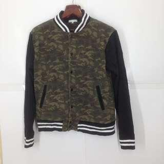Camo askar army Jacket