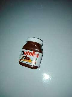 Coles Mini nutella