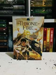 Rick Riordan | The Throne of Fire Graphic Novel