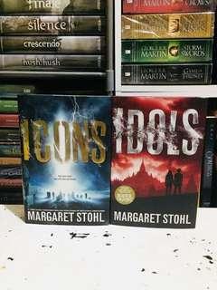 Margarette Stohl | Icons + Idols
