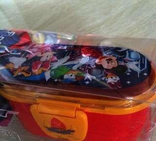 Lunch Box from Disney Hong Kong 🇭🇰