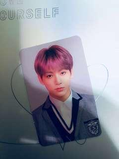 🚚 BTS Authentic Photocard of Love Yourself: Answer