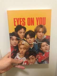 Got7 YUGEOM SIGNED EOY ALBUM