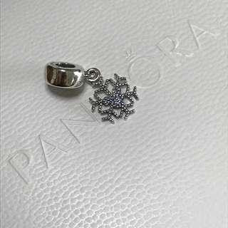 Pandora Disney Mickey Mouse Snowflake