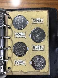 🚚 哈利波特 消失的密室 金幣收藏冊