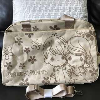 Precious Moment Duffer Travel Bag