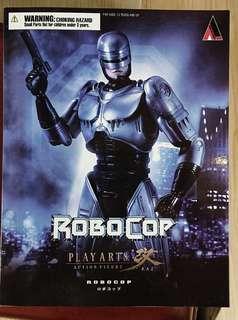 🚚 ROBOCOP PLAY ARTS Kai - KAI - Robocop