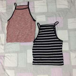 Halter top bundle