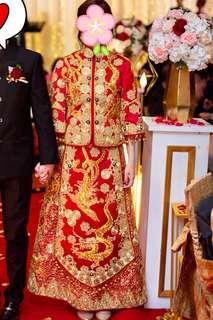 Traditional Kua / Wedding Gown