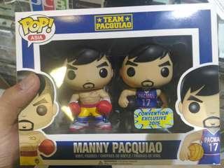 Funko Pop Team Pacquaio