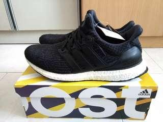 Adidas Ultra Boost 3.0 Core Black / UltraBoost
