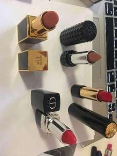 High-End lipstick bundle