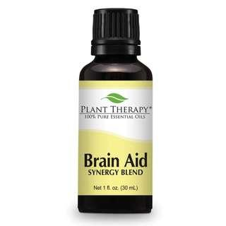 🚚 Essential Oil Brain Aid Synergy Plant Therapy