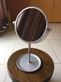 🚚 含運)無印良品 鋁框 化妝鏡